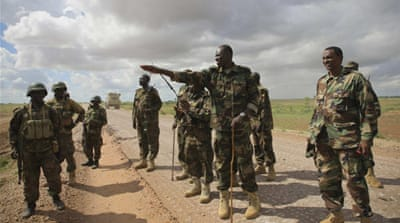 Somalis flee as al-Shabab stronghold falls
