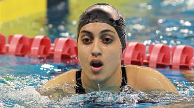Qatari women prepare for Olympic debut