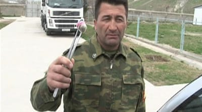 Tajikistan tackles thriving heroin trade
