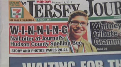 US youth seeks success through spelling