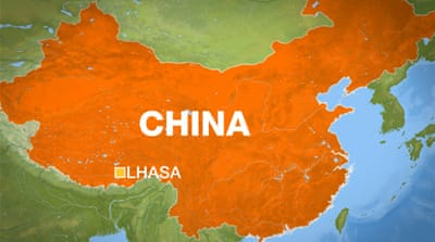 Death by self-immolation reported in Tibet