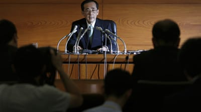 Japan ex-PM apologises for Fukushima failure