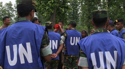 Bangladesh troops lead global peacekeeping