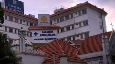The Narayana Hrudayalaya hospital in Bangalore is addressing some of the country's inequalities