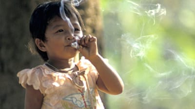Thai anti-smoking ad goes viral