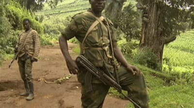 Rwanda 'training rebels to fight Congo army'