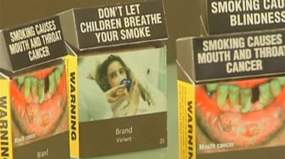 Tobacco firms 'foiling anti-smoking drives'