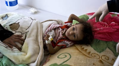 In Pictures: Yemen malnutrition