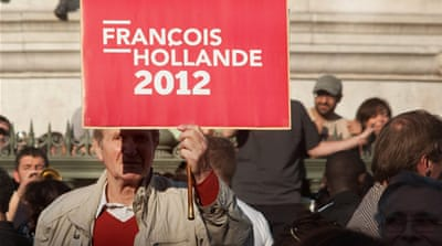 President Hollande's historic challenge