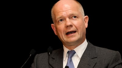 William Hague: Supporting the Arab Spring