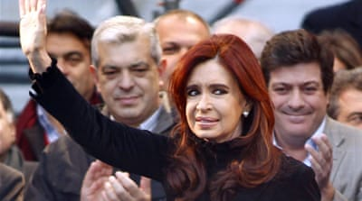 Argentine president signs YPF takeover law