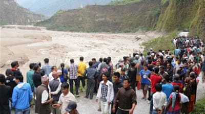 Saving Nepalese villagers from flashfloods