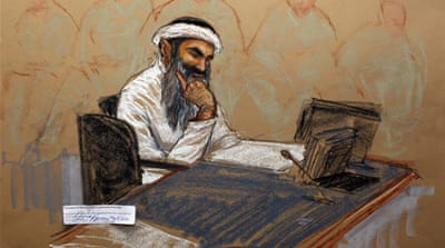 Chaotic start to opening of 9/11 trial