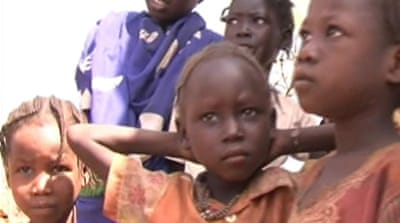 Safety concerns for those fleeing Sudan violence