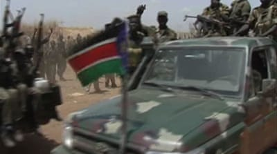 Mass defection of Sudan troops to South Sudan
