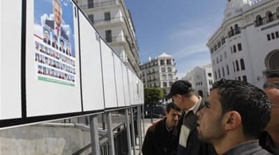 Doctoring the Algerian vote