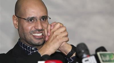 ICC legal team held over Saif al-Islam visit