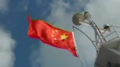 Neighbours keep an eye on China drilling