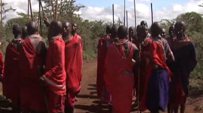 Massai train to tackle high maternal deaths