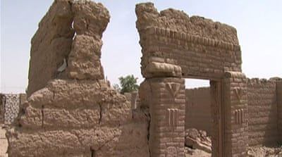 Egypt's Nubians seek to return home
