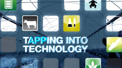 Tapping into Technology