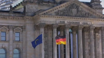 Debating German role in saving eurozone
