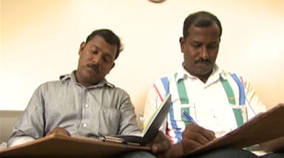 Indian workers allege abuse in Qatar
