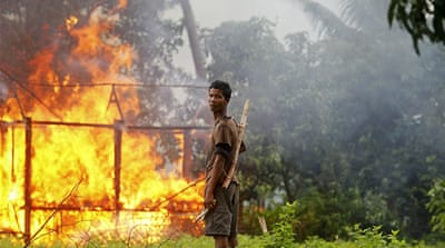 Emergency in Myanmar state following riots