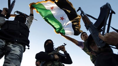Free Syrian Army accused of brutality