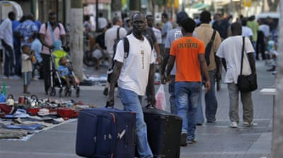 Israel to fly out South Sudanese immigrants