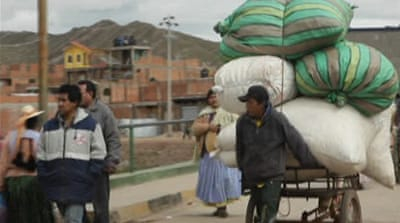 Smuggling remains lucrative business in Peru
