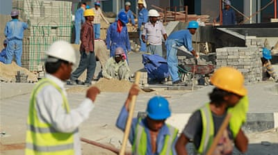 The plight of Qatar's migrant workers