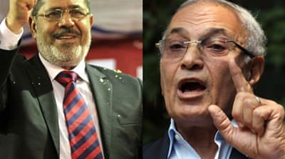 Rival camps claim victory in Egypt vote
