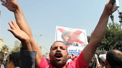 Brotherhood says Egypt uprising 'overturned'