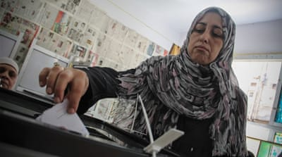 Unhappy choice for voters in Egypt