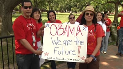 Obama shores up Hispanic support