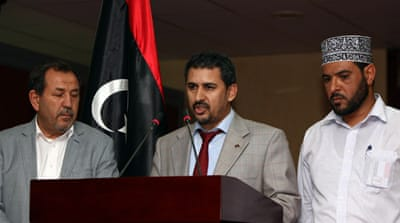 Omar Al Saleh reports from Tripoli of controversial security force comprised of former rebel fighters [Reuters]