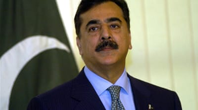 Pakistan court disqualifies Gilani as PM