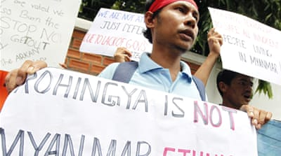 Rohingyas, viewed as illegal  migrants,  are denied citizenship and ethnic recognition in Myanmar [EPA]