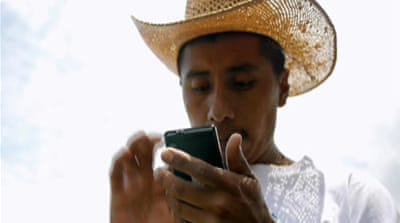 Guatemala taps smartphones to ease water woes