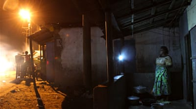 Liberia's long wait to turn on the lights