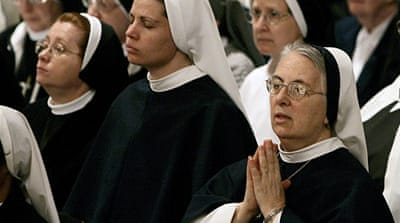 Catholic nuns: Taking on Rome and Republicans