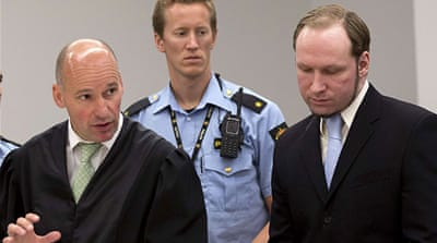 Breivik trial ends with walkout by families