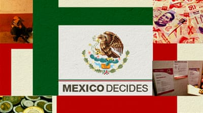 In-depth coverage as Mexico votes
