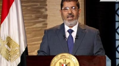 The power of Mohamed Morsi