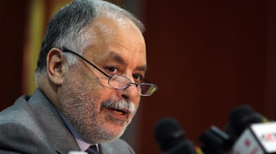 Mahmoudi is being held in a prison under the supervision of the Libyan justice ministry, officials say [EPA]