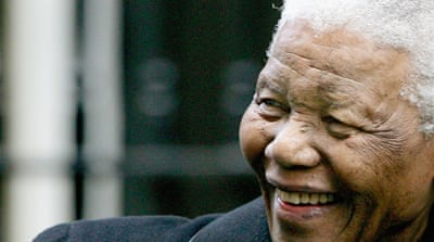 Nelson Mandela once told a UN meeting that he wanted to retire and become 'as old as the trees' [GALLO/GETTY]