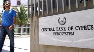 Peter Sharp reports from Nicosia on the Cypriot request for an EU bailout