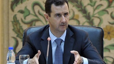 Assad told Cumhuriyet that Turkish PM Recep Erdogan's sectarianism strained the two leaders' relations [Reuters]