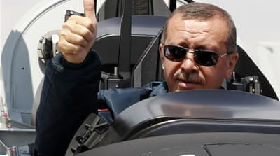 Erdogan effectively branded Syria 'a hostile state' after it shot down a Turkish jet [Reuters]